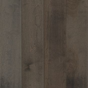 Yellow Birch - Glazed Dusky Gray Hardwood E5319