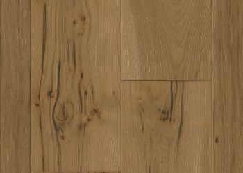 Hickory Engineered Hardwood - Limed Coastal Plain