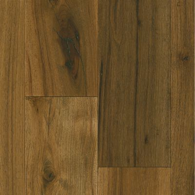 Hickory Engineered Hardwood Deep Etched Timber Mill