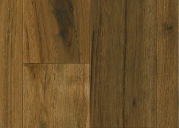 Hickory Engineered Hardwood - Deep Etched Timber Mill