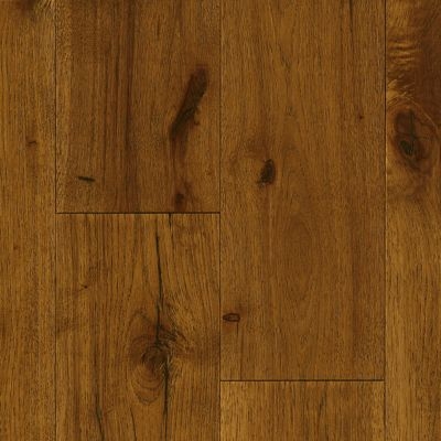 Hickory Engineered Hardwood - Deep Etched Buffalo Creek