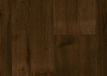 Hickory Engineered Hardwood - Deep Etched Mountain Retreat