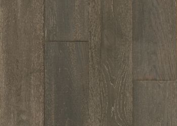 White Oak Engineered Hardwood - Limed Industrial Style
