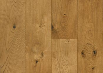 White Oak Engineered Hardwood - Deep Etched Natural