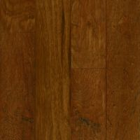 Armstrong American Scrape Hardwood Hickory - Autumn Blaze Hardwood Flooring - 3/8