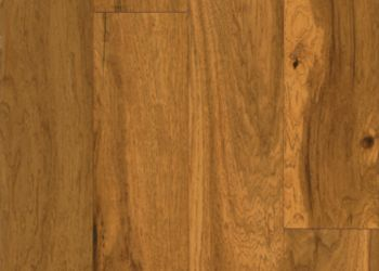Hickory Engineered Hardwood - Amber Grain