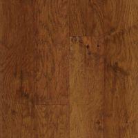 Armstrong American Scrape Hardwood Hickory - Cajun Spice Hardwood Flooring - 3/8