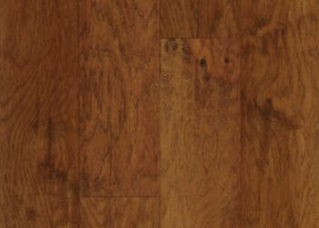 Hickory Engineered Hardwood - Cajun Spice