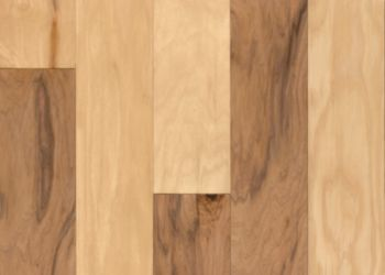 Hickory Engineered Hardwood - Natural