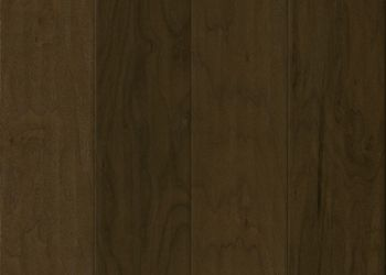 Walnut Engineered Hardwood - Dark of Midnight