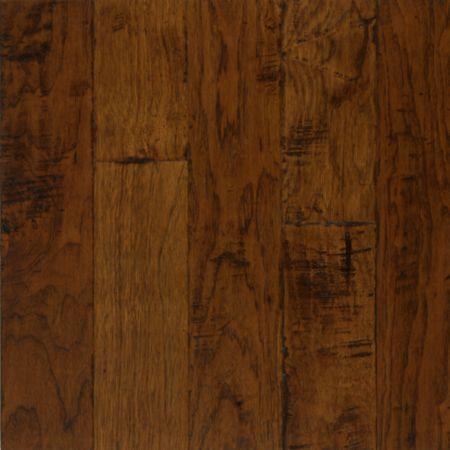 Hickory Hardwood Flooring Brown Eel5203 By Bruce Flooring