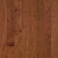 Armstrong Turlington Lock&Fold Hickory - Wild Cherry/Brandywine Hardwood Flooring - 3/8