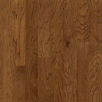 Armstrong Turlington Lock&Fold Hickory - Falcon Brown Hardwood Flooring - 3/8
