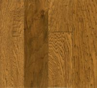 Armstrong Legacy Manor Hickory - Light Chestnut Hardwood Flooring - 3/8