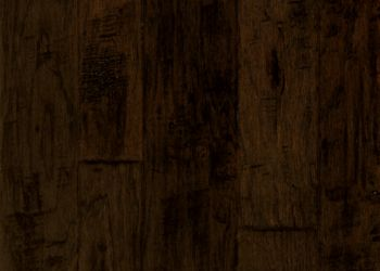 hickory engineered hardwood artesian brunet - Dark Wood Flooring