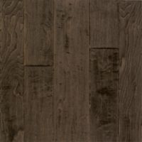 Armstrong Artesian Hand-Tooled Birch - Artesian Steel Brown Hardwood Flooring - 1/2