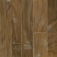Armstrong Artesian Hand-Tooled Walnut - Artesian Natural Hardwood Flooring - 1/2