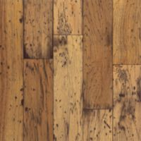 Armstrong American Originals Hickory - Antique Natural Hardwood Flooring - 3/8