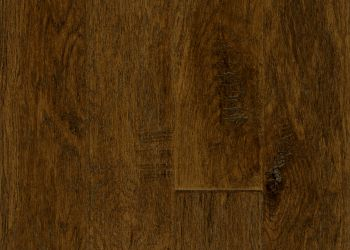 Hickory Engineered Hardwood - Deep Java