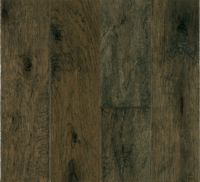 Armstrong Rural Living Hickory - Misty Gray Hardwood Flooring - 1/2