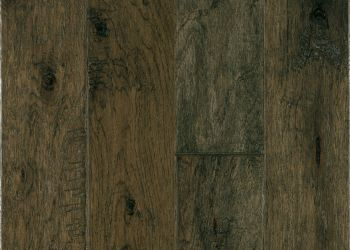 Hickory Engineered Hardwood - Misty Gray