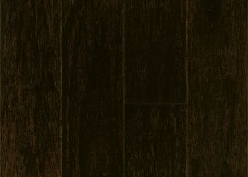 Hickory Engineered Hardwood - Extra Dark