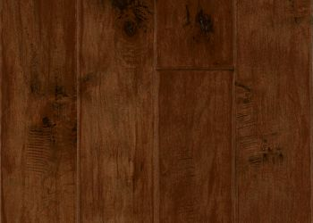 Maple Engineered Hardwood - Burnt Cinnamon