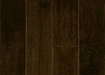 Maple Engineered Hardwood - Rich Brown