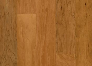 Cherry Engineered Hardwood - Sugared Honey