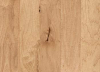 Maple Engineered Hardwood - Natural