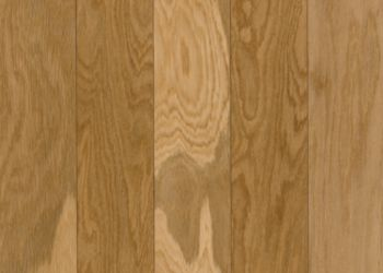 White Oak Engineered Hardwood - Natural
