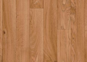 Oak Timber Vinyl Sheet - Natural