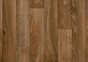 Oak Timber Vinyl Sheet - Cougar Brown