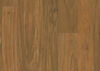 Westhaven Hickory Vinyl Sheet - Cinnamon