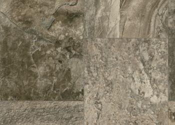 Newport Slate Lámina de vinil - Deep Taupe