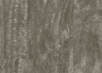 Vessa Travertine Vinyl Sheet - Spent Grindstone