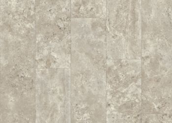 Turan Travertine Feuille de vinyle - Musty Majestic