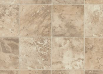 Stevensville Vinyl Sheet - Light Stone