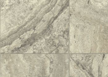 Caria Travertine Vinyl Sheet - Silver Sword
