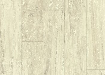 Mineral Travertine Vinyl Sheet - Oyster