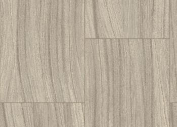 Tidal Sandstone Vinyl Sheet - Silver Dollar