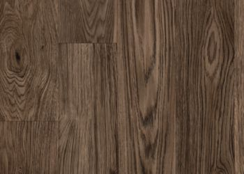 Hardland Oak Vinyl Sheet - Chocolate Dun