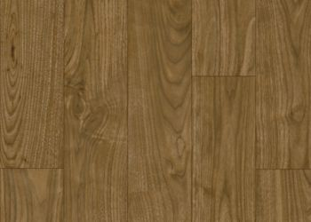 Warrington Walnut Vinyl Sheet - Golden Isabella