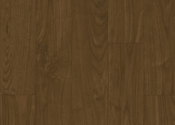Warrington Walnut Vinyl Sheet - Sabino Mud