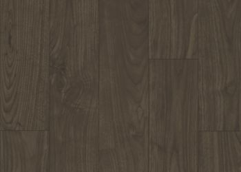 Warrington Walnut Vinyl Sheet - Raven Track