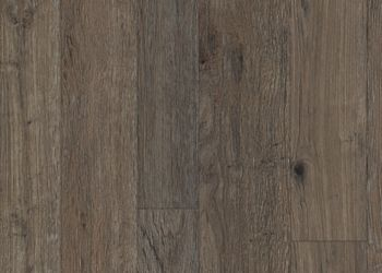 Brushedside Oak Feuille de vinyle - Silver Crown