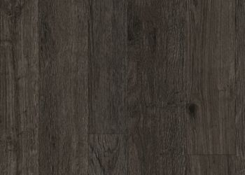 Brushedside Oak Vinyl Sheet - Fading Black