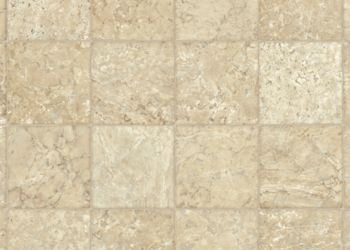 Selur Travertine Vinyl Sheet - Barley Star