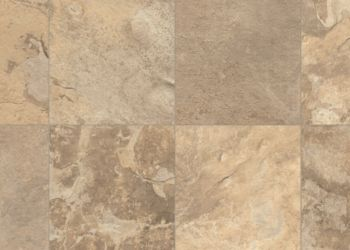 Evendale Slate Vinyl Sheet - Deep Copper Fruit