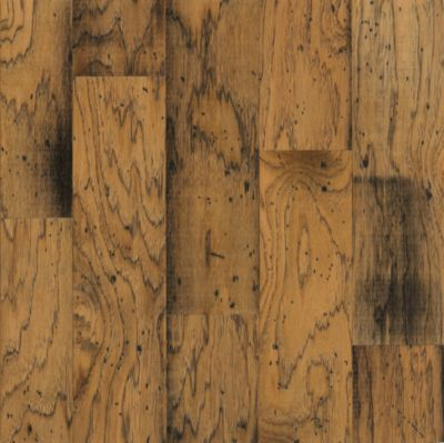 Hickory Engineered Hardwood   Antique Natural